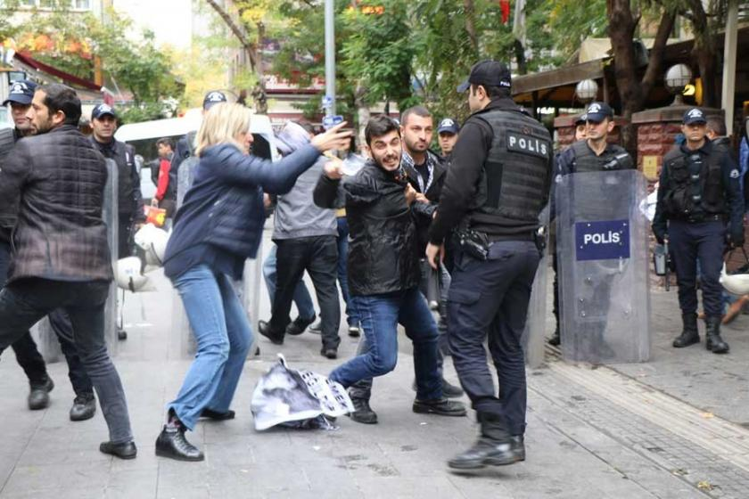 Yüksel'de 355'inci gün: 3 gözaltı