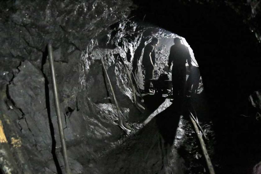 Şırnaklı madenciler:  Ölümü göze alıyoruz, bu işe mecburuz