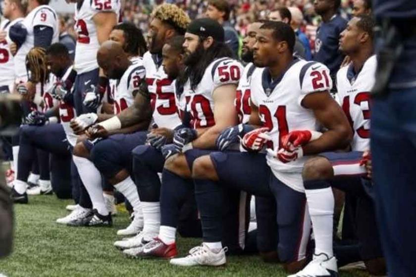 NFL'de oyunculardan takım sahibine tokat gibi yanıt