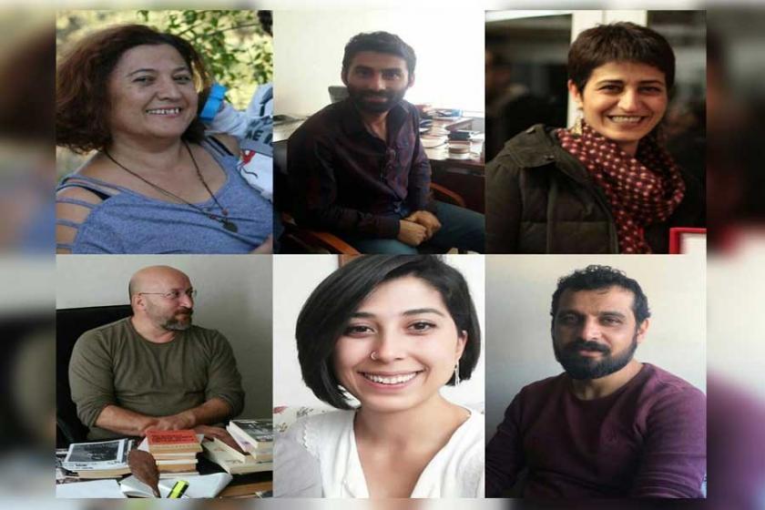 İzmir'de ÇHD'li avukatlar serbest bırakıldı