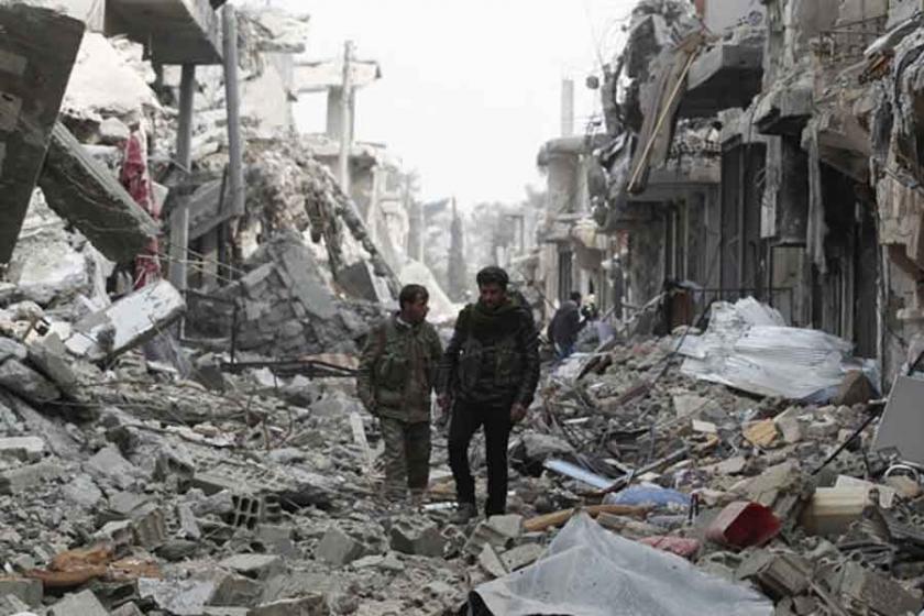 'Kobanê'de direniş barbarlığı yendi'