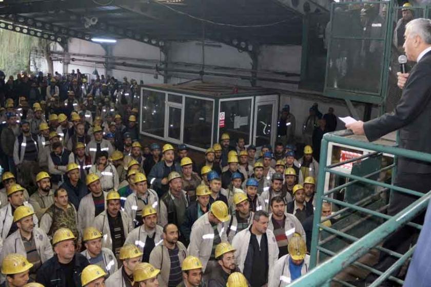 GMİS'ten TBMM'ye 'İşçi ölümlerine ortak olma' mektubu