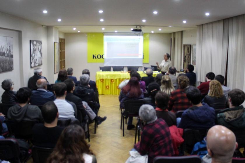 KODA'da 'Türkiye barış hareketi' konuşuldu
