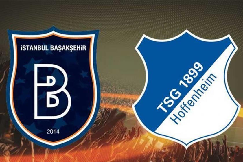 Medipol Başakşehir, Hoffenheim ile 1-1 berabere kaldı