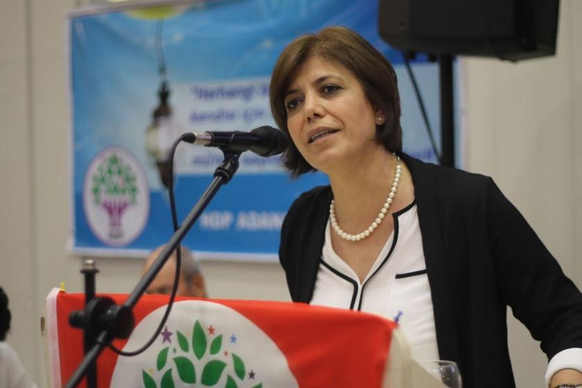 Meral Danış Beştaş'a 2 yıl 3 ay hapis cezası