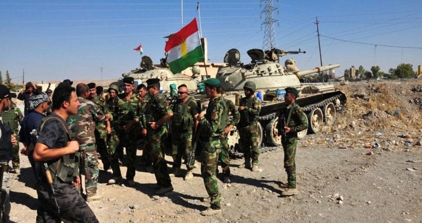 IŞİD'le savaşta yaşamını yitiren peşmerge sayısı açıklandı