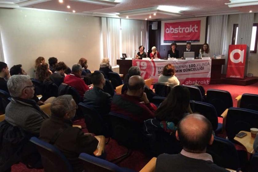'İşçiler devrim sürecinde yönetmeyi öğrenmişti'