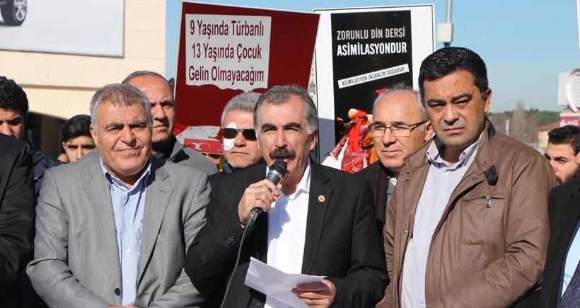 Kadıköy'deki eğitim mitingine çağrı