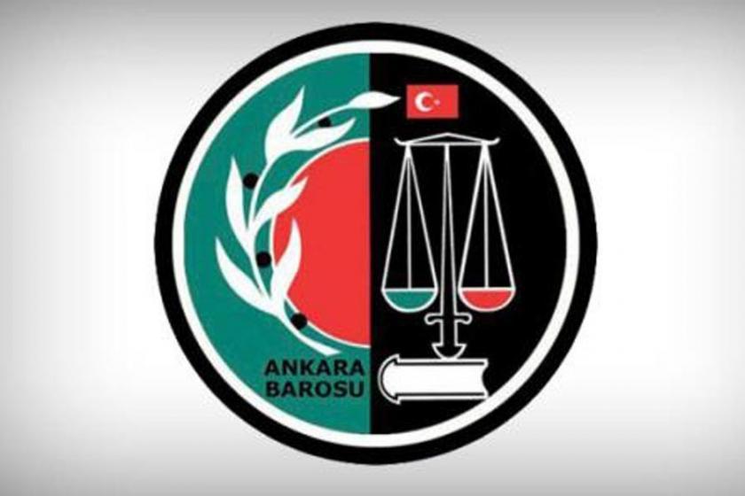 Ankara Barosu'ndan işkence tepkisi