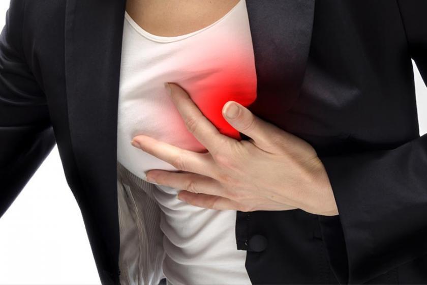 Kalp hastalıklarında kadınlar daha fazla risk altında