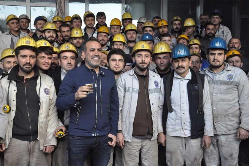 Haluk Levent, AHBAP başkanlığını bırakıyor