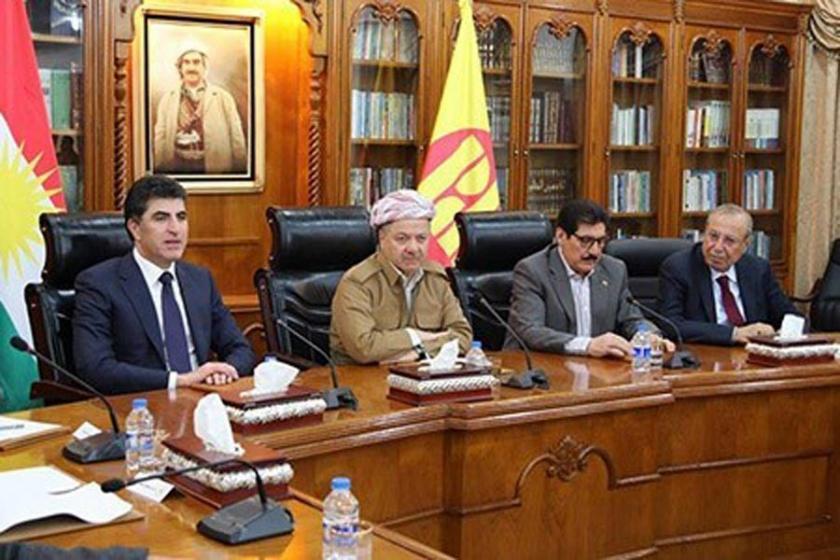 KDP'den 'Bazı şahıslar ihanete imza attı' iddiası