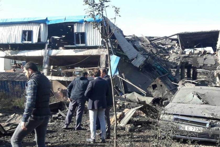 Bursa'daki iş cinayetiyle ilgili 2 bürokrat görevden alındı