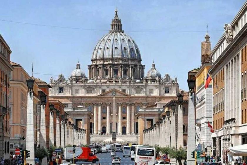 Vatikan'da sigara satışına yasak!