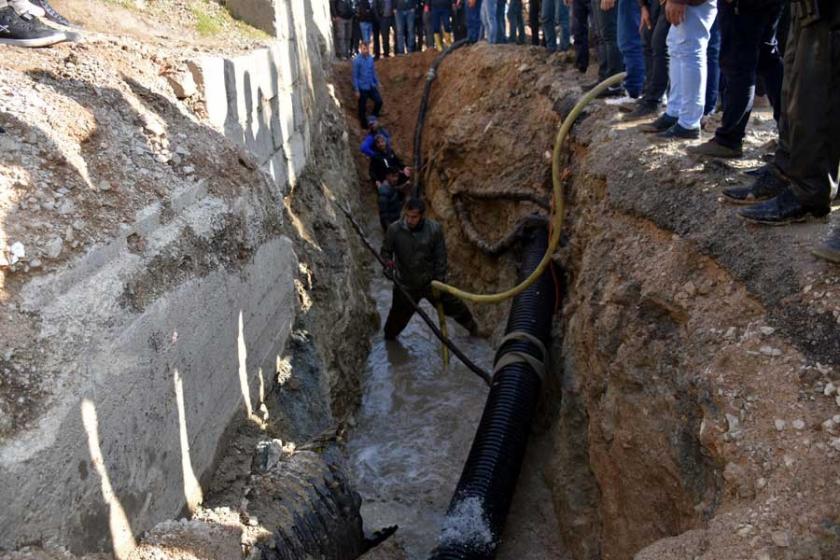 Şırnak'ta kanalizasyon çukuruna düşen 4 yaşındaki çocuk öldü
