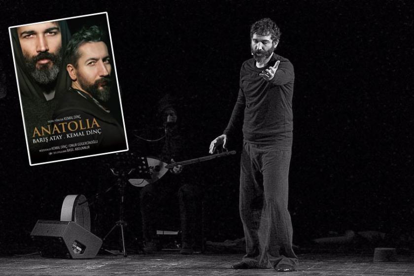 Kemal Dinç: Halkın şarkıları resmi tarihle uyuşmaz