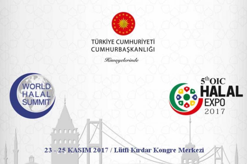 İstanbul'da 'Dünya Helal Zirvesi' düzenleniyor