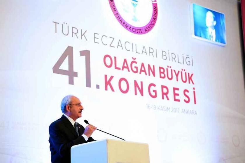 Kılıçdaroğlu: Öğretim üyesi olmayan eczacılık fakültesi var
