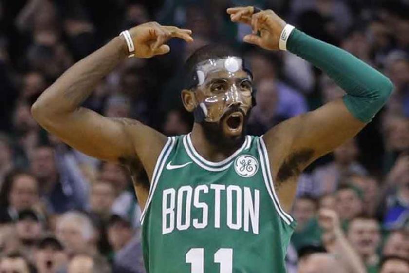 Boston Celtics, Golden State'e de aman vermedi