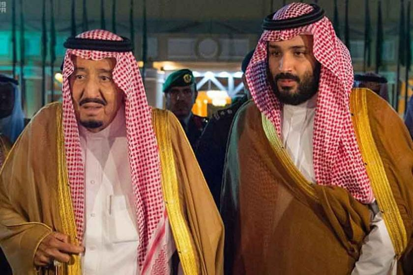 'Suudi Kralı Selman haftaya tahtı oğluna bırakıyor' iddiası