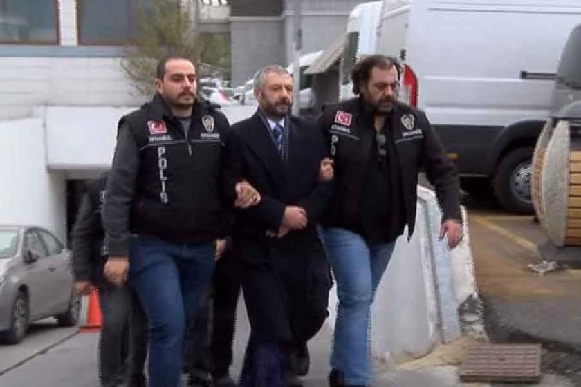 Suç örgütü lideri Sedat Şahin adliyeye sevk edildi