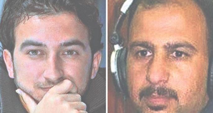 Manşet olmayan Iraklı gazeteciler
