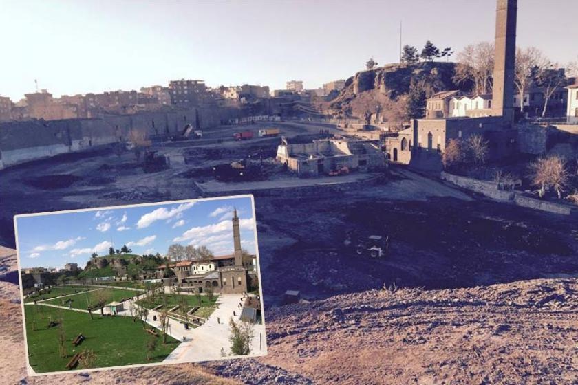 'Tescilli yapılar yıkılıyor': Sur böyle mi Toledo yapılacak?