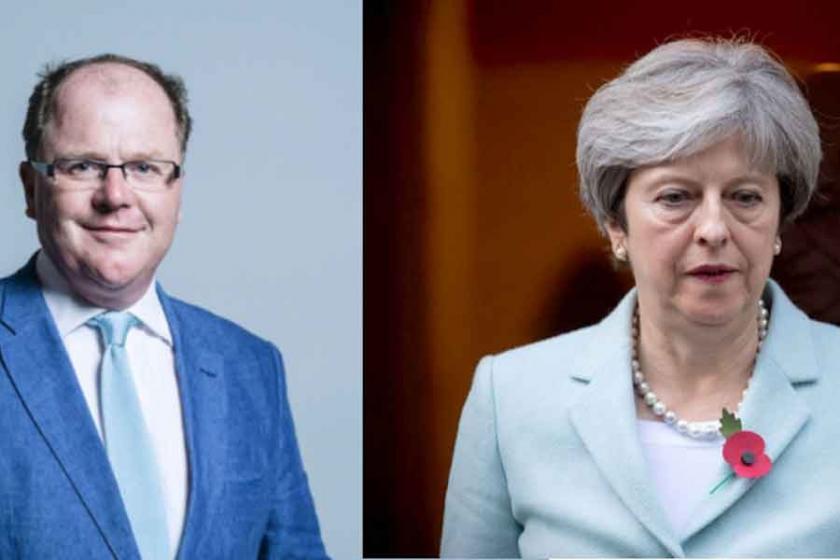 İngiltere'de Başbakan May'e bir darbe daha