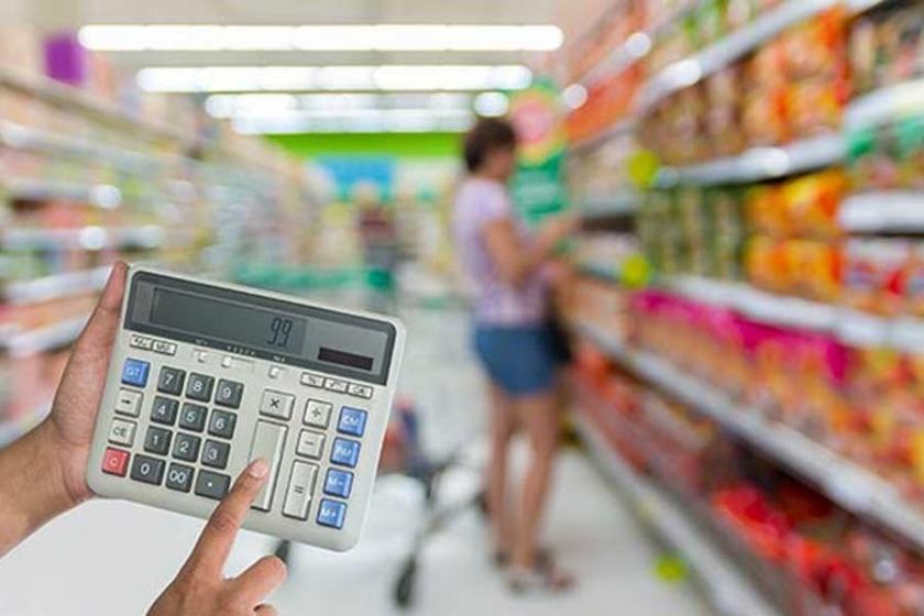 2017'nin enflasyonu yüzde 12'yi buldu