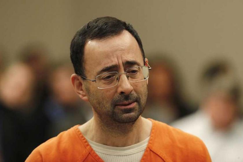 Cinsel taciz sanığı Larry Nassar'ın dava süreci sonlandı