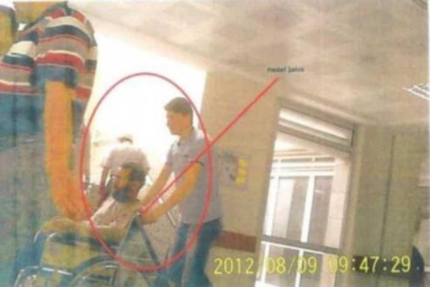 Katliamın IŞİD'li sanığı polis takibindeyken tedavi olmuş