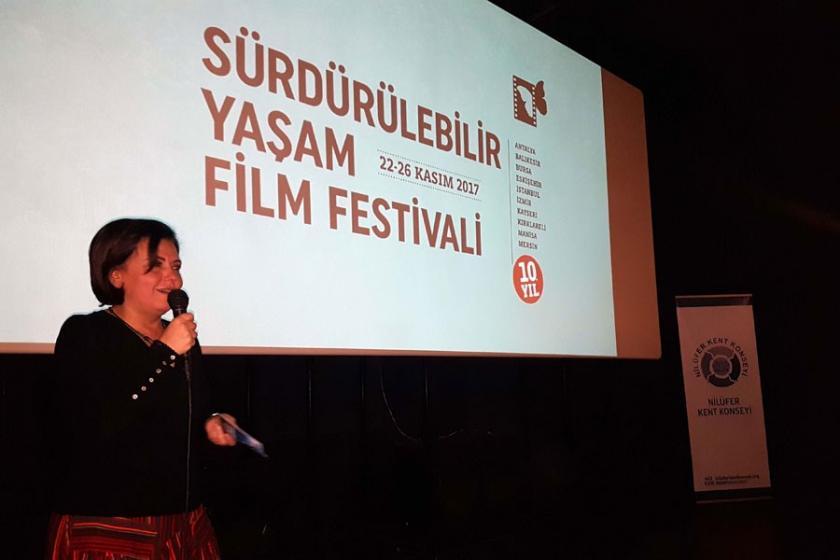 Sürdürülebilir Yaşam Film Festivali başladı