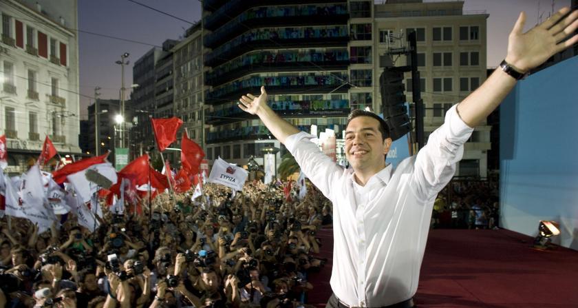 SYRIZA Umut Veriyor!