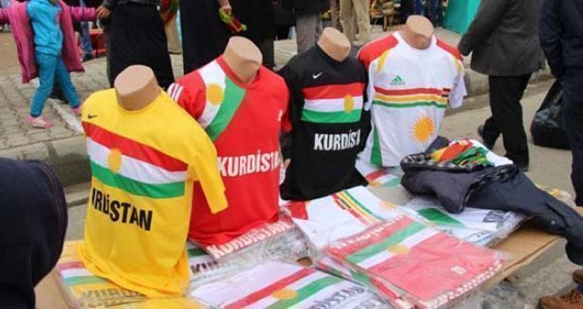 Savcı Kürdistan formasına hapis cezası istedi!