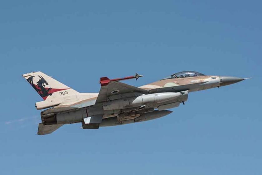 İsrail 'roket atıldı' bahanesiyle Gazze'yi bombaladı
