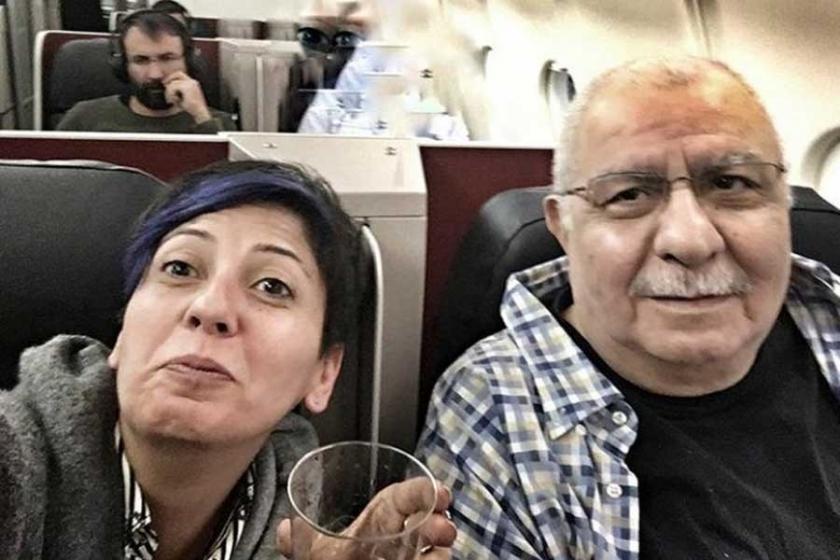 Arif Sağ, tedavi için Küba'ya gitti