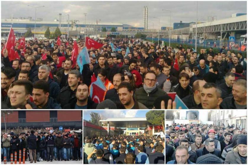 Türk Metal ile MESS arasında arabulucu toplantısı yapıldı