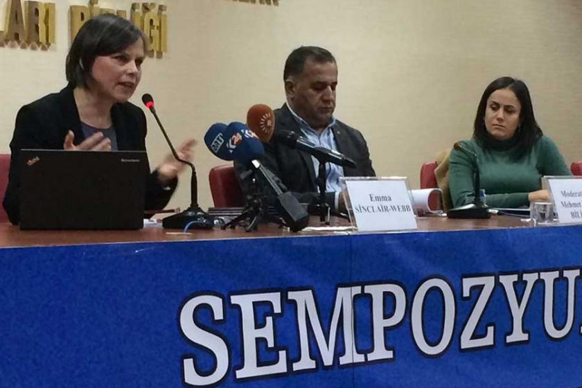 Sinclair: Türkiye'de insan hakları konusunda keyfilik var