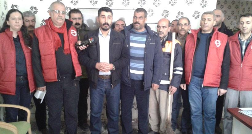 12 bin işçi, Kobanê'nin yeniden inşası için gönüllü oldu