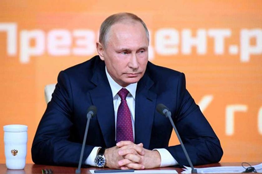 Putin: Hiçbir ülkenin sahip olmadığı füzeler geliştirdik