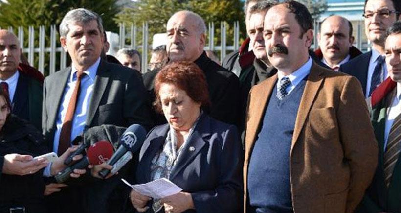 Dersim Baro Başkanı Yeşiltepe'nın avukatı AYM'ye başvurdu