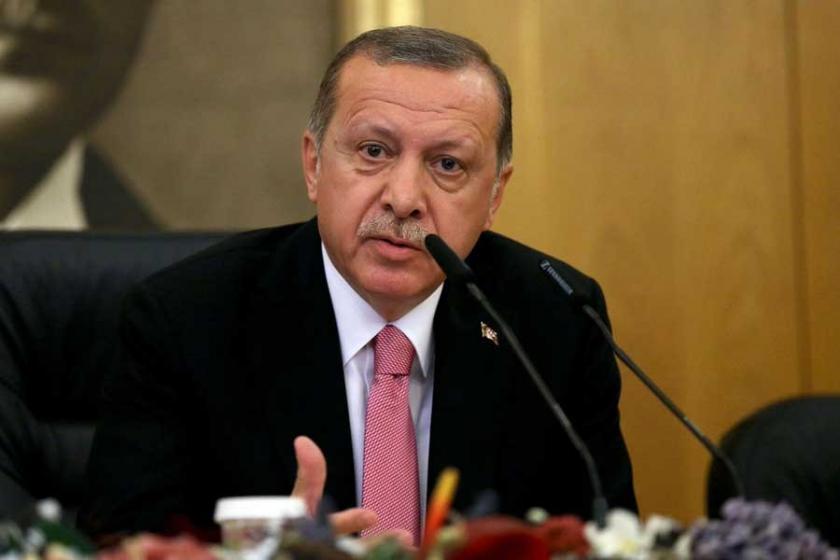 Erdoğan, Esad için 'Terörist' dedi