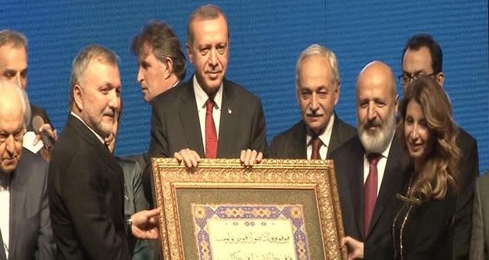 Erdoğan: Yeni Türkiye, Necip Fazıl sayesinde