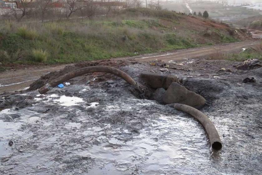'Tuzla'da kaçak deşarjdan bir tek halkın haberi yokmuş'