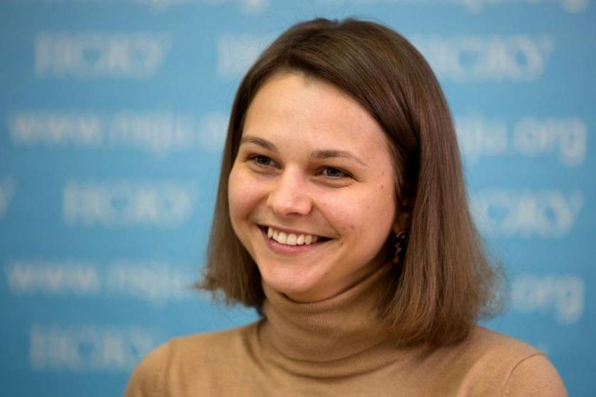 Satranç şampiyonu Anna Muzychuk Suudi Arabistan'a gitmeyecek