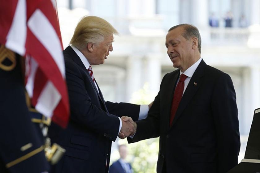 Erdoğan-Trump'ın Afrin görüşmesi sonrası çelişen açıklamalar