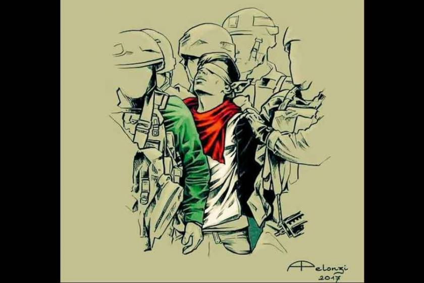 Fotoğrafı dünyayı ayağa kaldıran Filistinli Cuneydi serbest