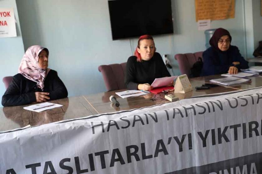 Gaziosmanpaşa halkı 'kentsel dönüşüm' uğruna tehdit ediliyor