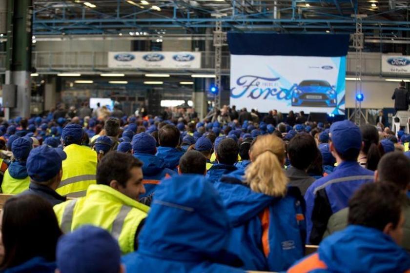 Romanya Ford işçileri onaylamadıkları TİS'e karşı iş bıraktı