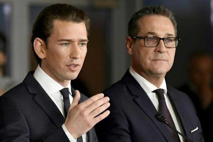 Avrupa ülkelerine Avusturya hükümetini boykot çağrısı